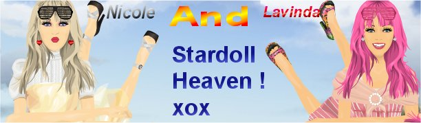 L and N's Stardoll Heaven
