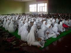 Kegiatan Kerohanian di SMP AL MUTTAQIN