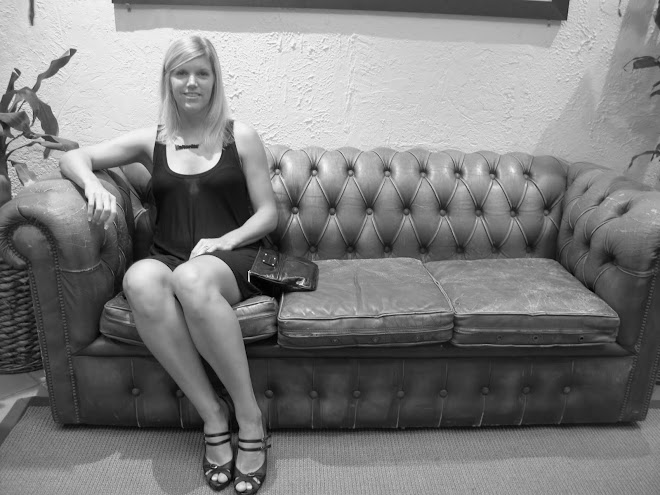 TC relaxing at Manly Lodge before a party