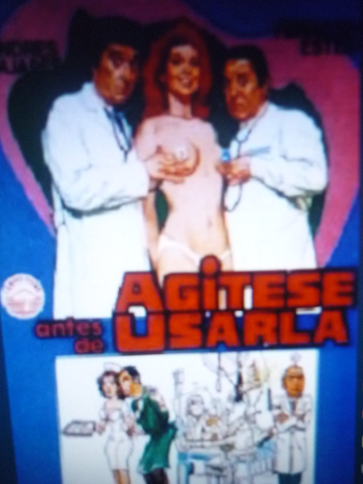 Agitese antes de usarla 1983 threesome erotic scene 7