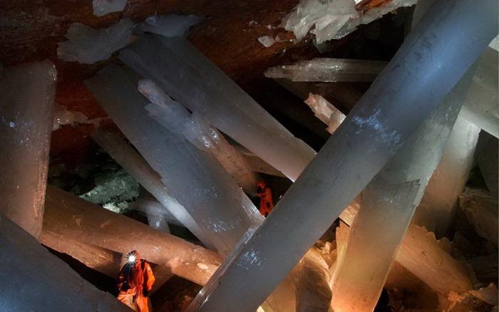 gambar3 Keajaiban Dunia Giant Crystal Cave