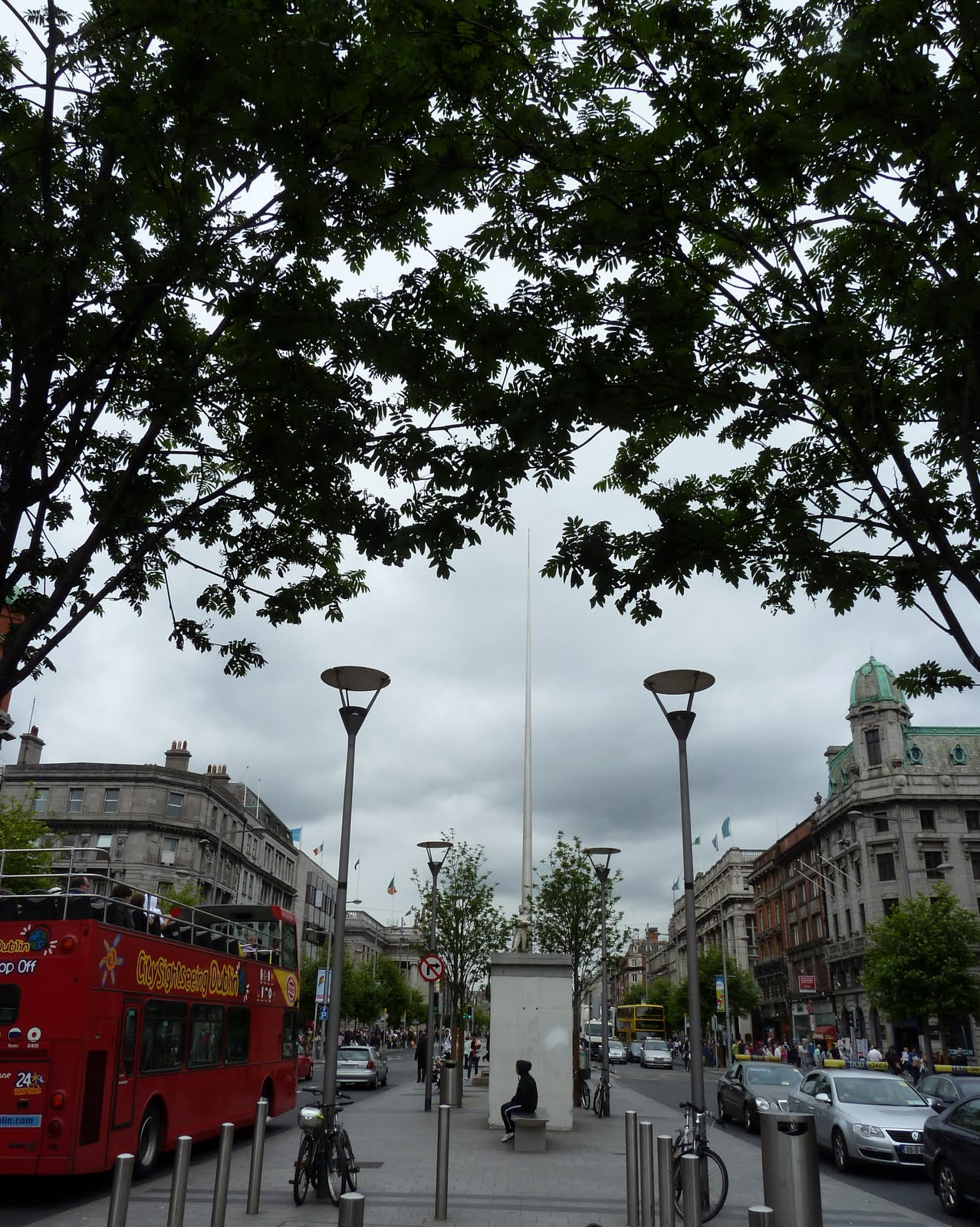 Travels with Shep: Bloomsday DUBLIN 2010