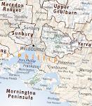 Australian Wine Maps