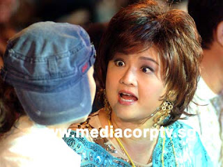 Fiona Xie Just in Singapore drama - picture 3