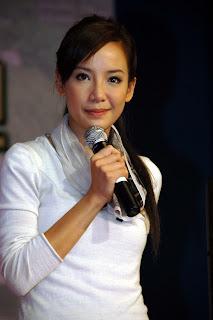 Fiona Xie at AMK Hub Opening - 02
