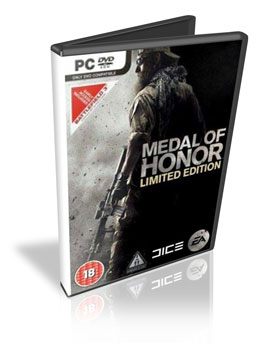 Download PC Medal Of Honor Limited Edition + Crack + Serial Full 2010