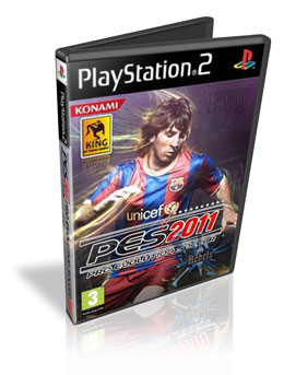 Download PS2 Pro Evolution Soccer 2011 Baixar