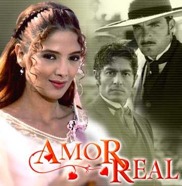 """por ver que muitas pessoas estam a procura da novela """"Amor Real ..."""