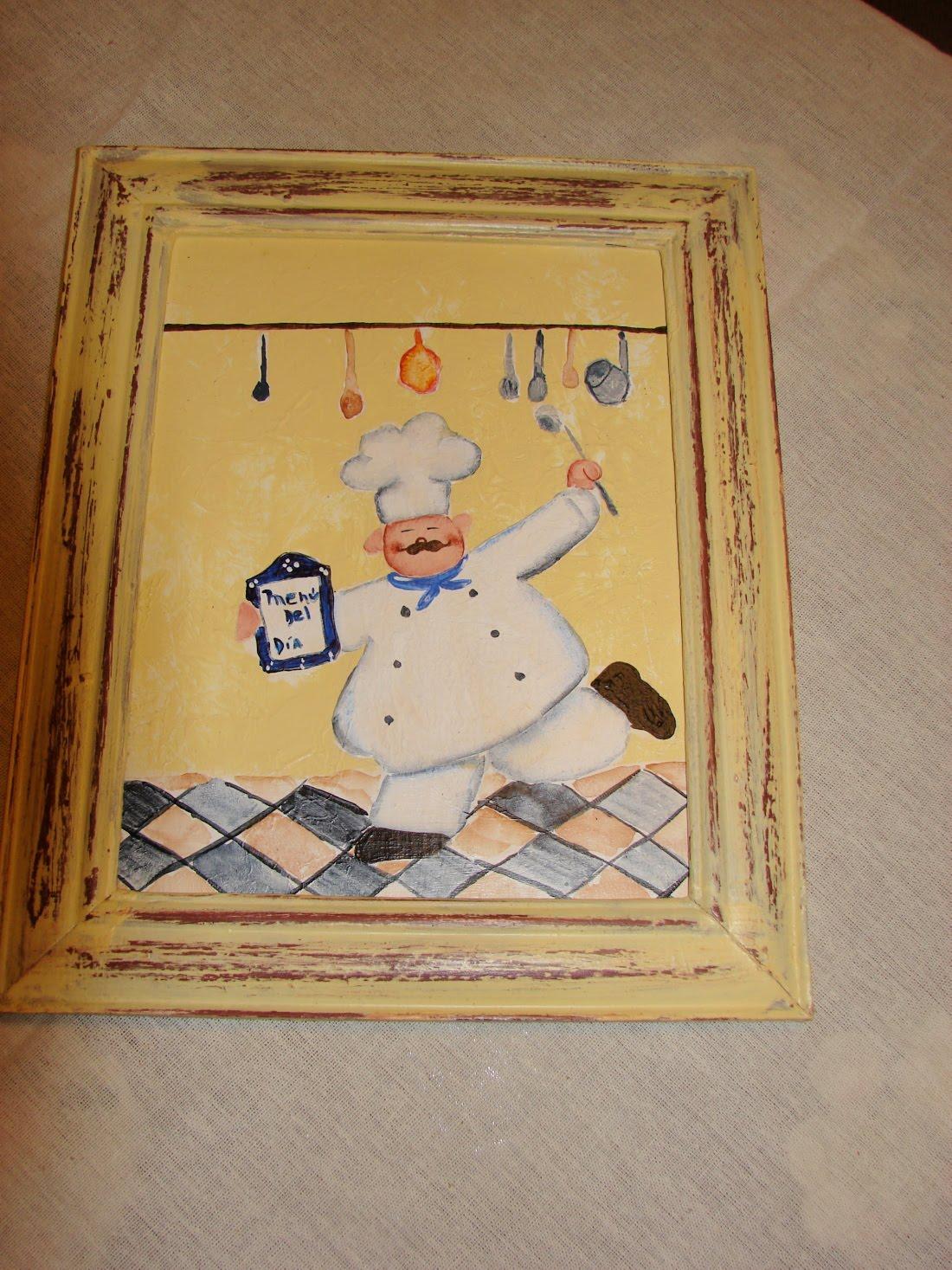 Cuadros country para cocina imagui for Cuadros para cocina