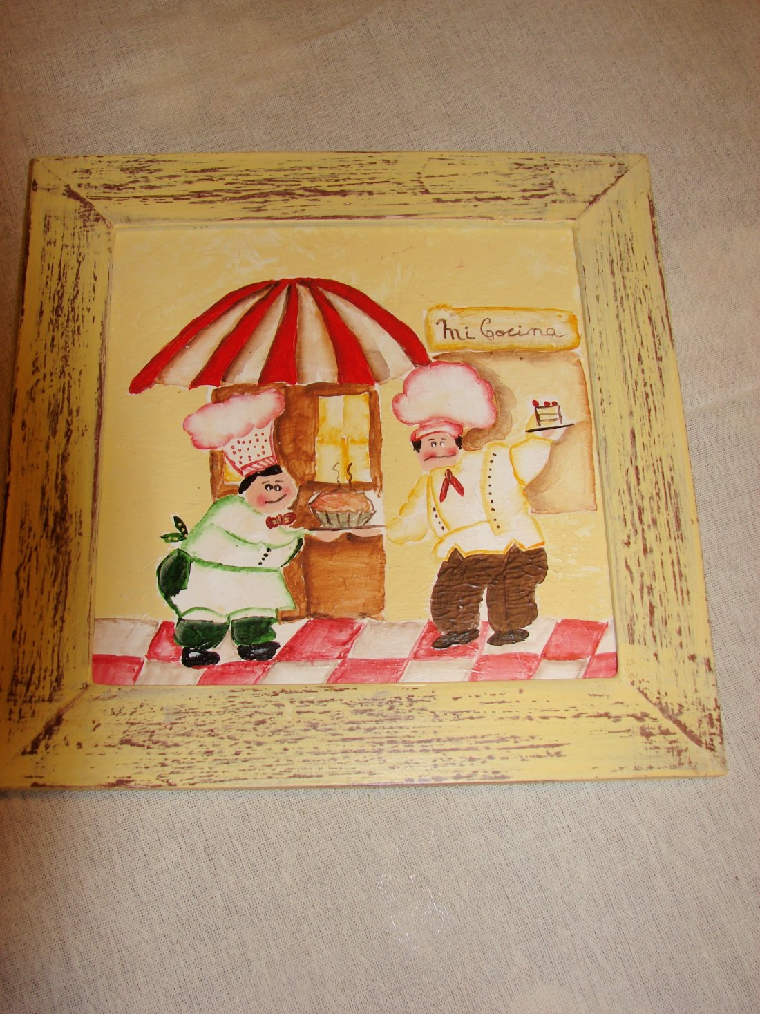 Cuadros country para cocina imagui - Cuadros originales para cocina ...
