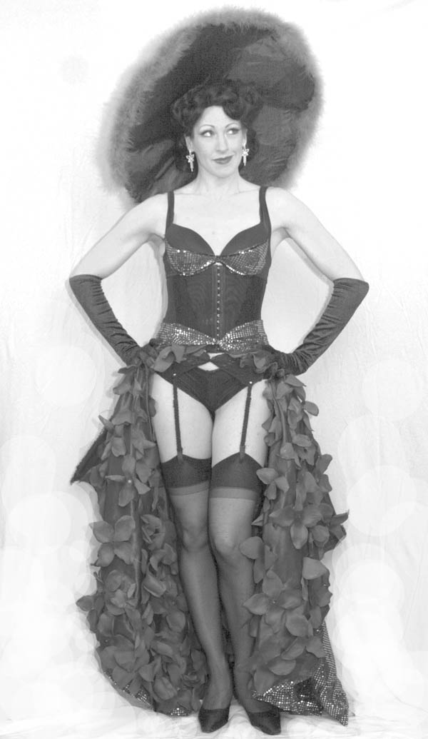 Porkchop's BBQ: Gypsy Rose Lee turns 100 tomorrow....