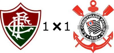 Fluminense 1x1 Corinthians