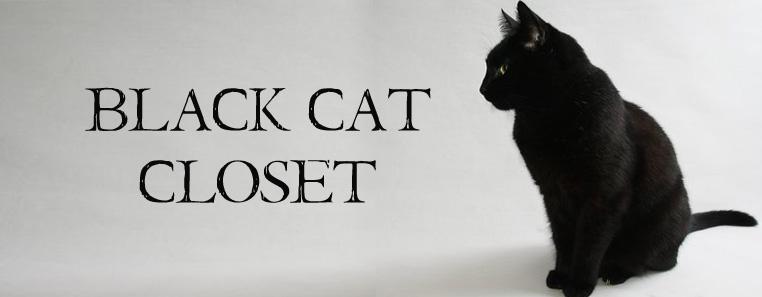 Black Cat Closet
