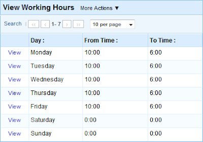 time table creator