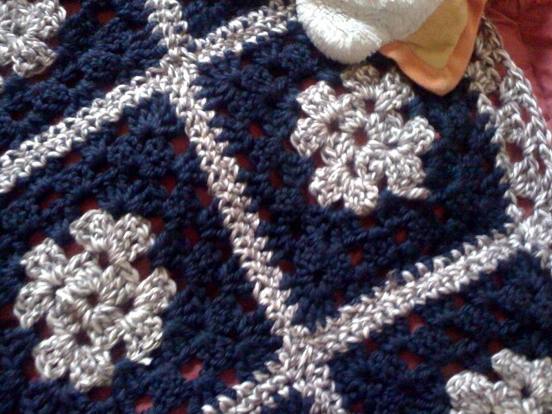 Popolare Copertine ad Uncinetto: la lana della lidle ! LV98