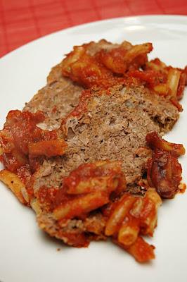 recettes  Pain de viande.