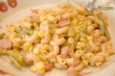 Casserole de saucisses à la salsa Casserole+de+boeuf+%C3%A0+la+salsa