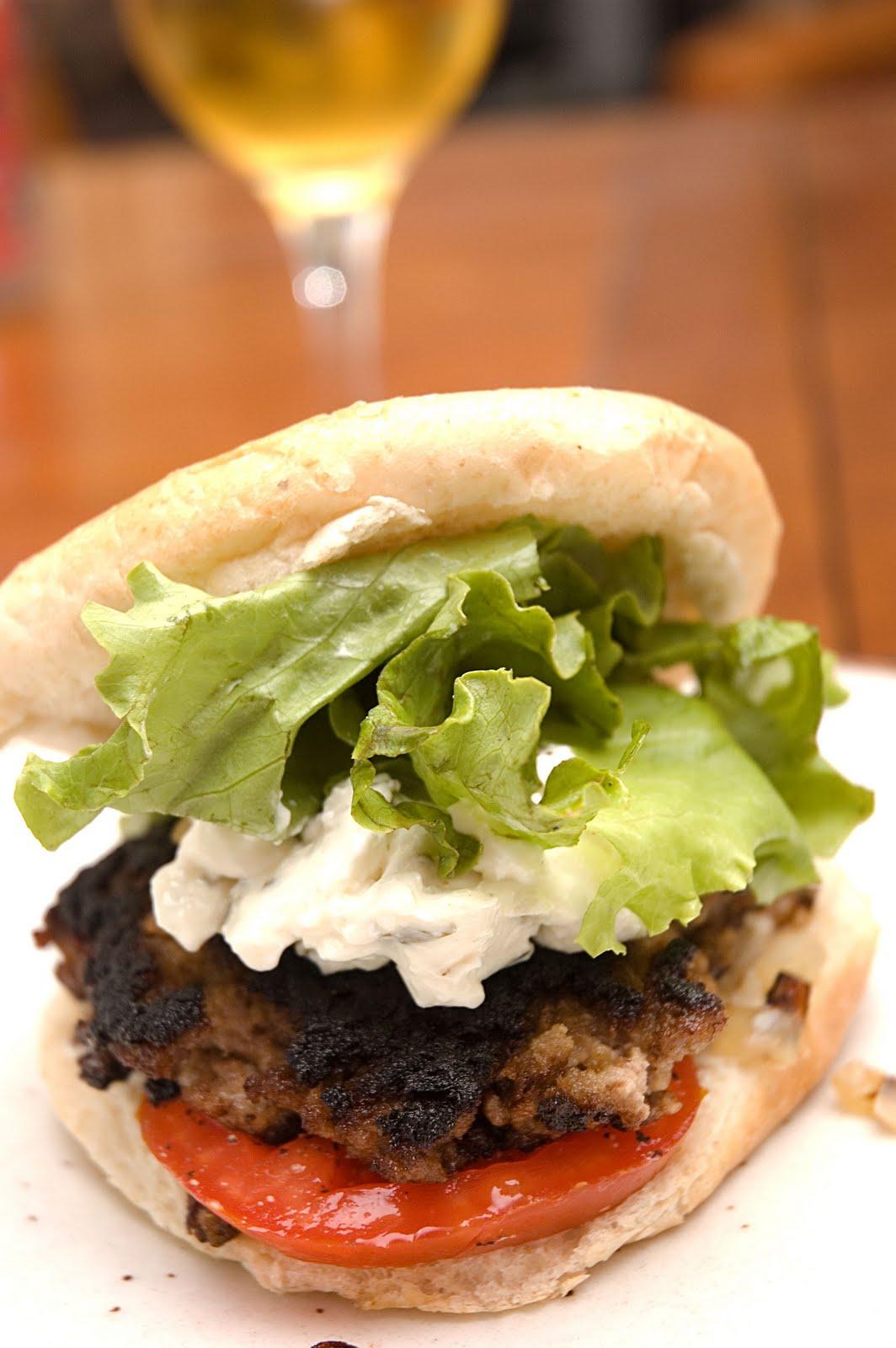 hamburgers la proven ale doumdoum se r gale. Black Bedroom Furniture Sets. Home Design Ideas