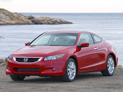 honda accord wallpaper. 2008 Honda Accord Coupe Spy