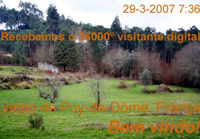 Bem vindo, visitante de Auvergne