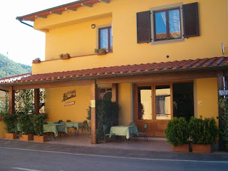 Ristorante Becattini, Poggio alla Croce :: Greve in Chianti, Firenze :: Cucina tipica toscana al top ::