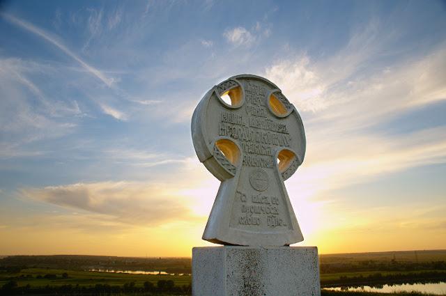 старая рязань, памятник Кириллу и Мефодию