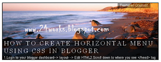 How To Add Mootools Recent Post Slider to blogger