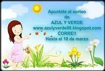 SORTEO DE AZUL Y VERDE