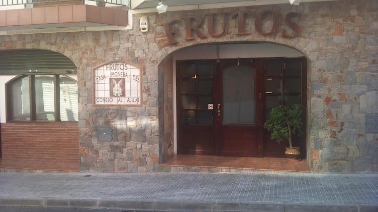 Restaurante frutos frutos castellar - Tiempo castellar del valles ...