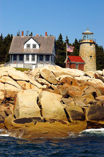 Whitehead Island Lighthouse, Maine