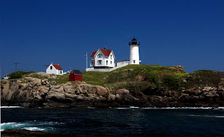 Cape Neddick Light, York, Maine