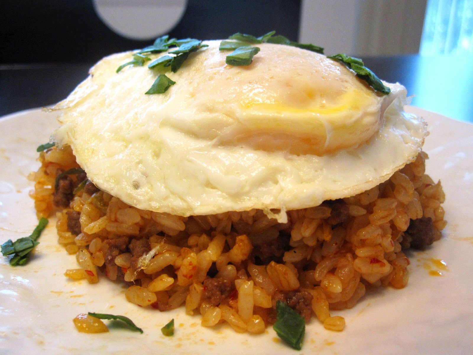 Kimchi Bokumbop (Kimchi Fried Rice)