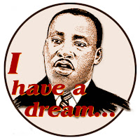 martin luther king background