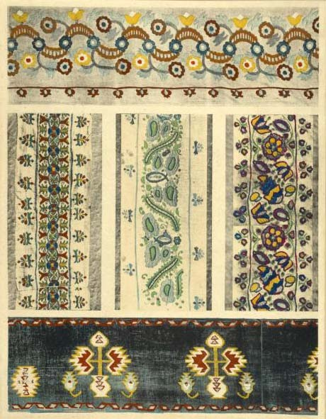 UKRAINIAN EMBROIDERY PATTERNS