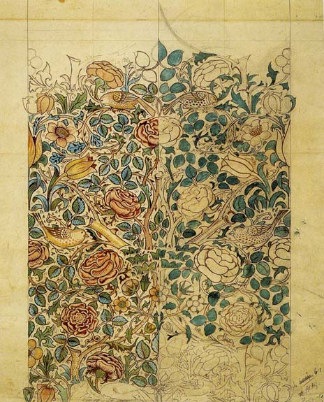 william morris designs. some of William Morris#39;