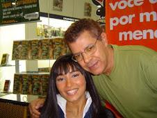 Ze Lennon e Natália Nara