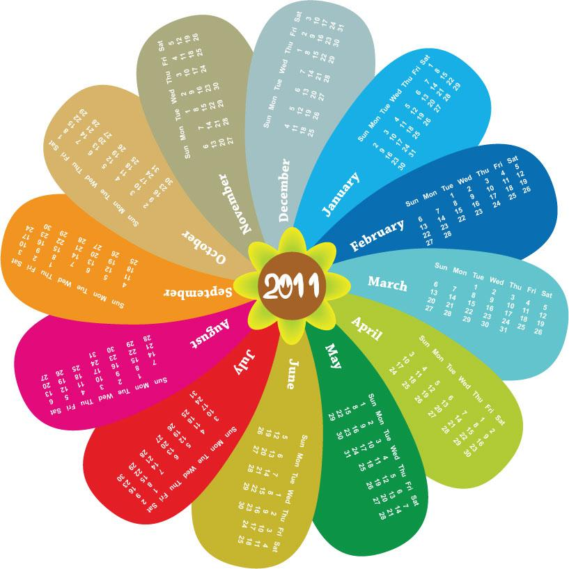 Mousepad Calendar 2011. Calendar 2011 wallpaper