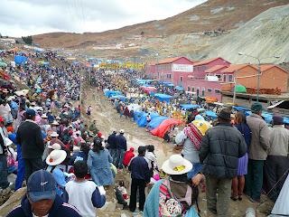 Fiestas de Bolivia