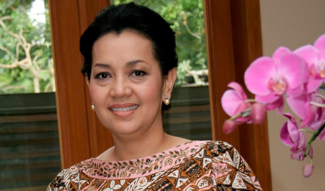 Mrs. Nina Akbar Tanjung