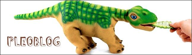 Pleo Blog. Il primo blog dedicato a PLEO, il dinosauro robot da compagnia