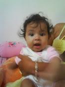 Manoela 5 meses