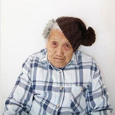 2 Nenek Buat Gambar Lawak Di Facebook Gemparkan China