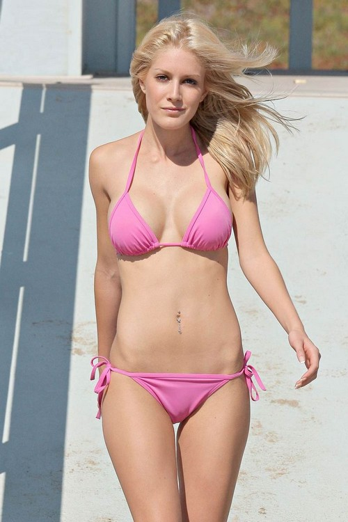 No Nude But Cute: Heidi Montag In Bikini|No Nude but Cute