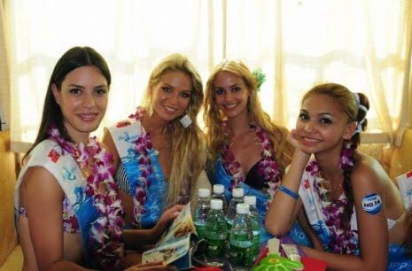 final kontes bikini internasional di cina 2010 pepito