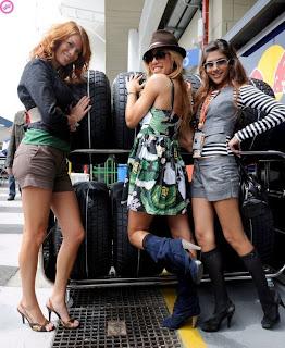 Foto Cewek Cantik Formula 1 ~ ZONA DUNIA
