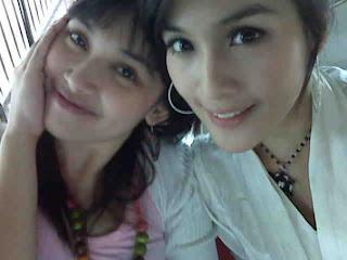 Foto Seksi Sandra Dewi Dan Adiknya Kartika Dewi