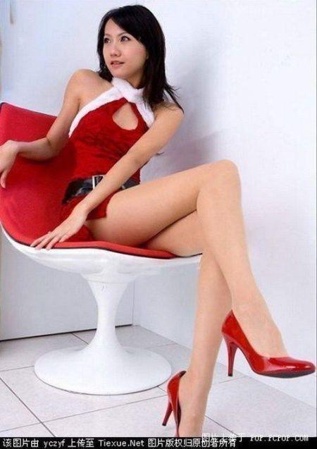 Китаянки в чулках фото