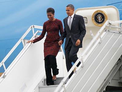 Foto Obama Di Jakarta
