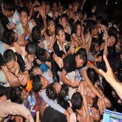 Video Tragedi Festival Air Kamboja