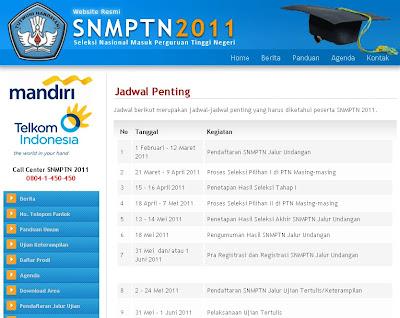 Cara Daftar SNMPTN 2011 www.mypepito.info